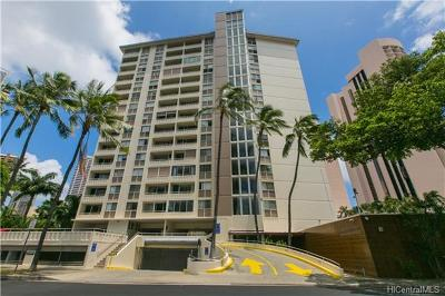 Honolulu Condo/Townhouse For Sale: 1676 Ala Moana Boulevard #103