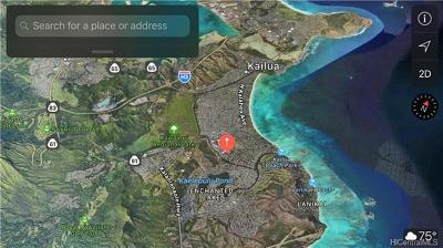 Kailua Condo/Townhouse In Escrow Showing: 350 Aoloa Street #C109