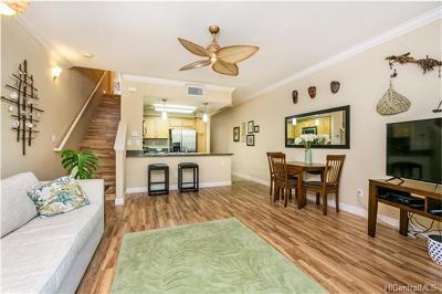 kapolei Condo/Townhouse For Sale: 92-1526 Aliinui Drive #2205