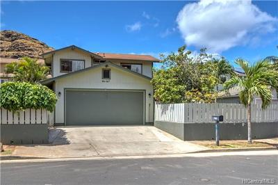 Waianae HI Single Family Home For Sale: $429,000