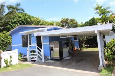 Kailua Rental For Rent: 413 Kihapai Street #A