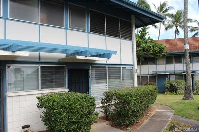 Honolulu Condo/Townhouse For Sale: 4171 Keanu Street #4