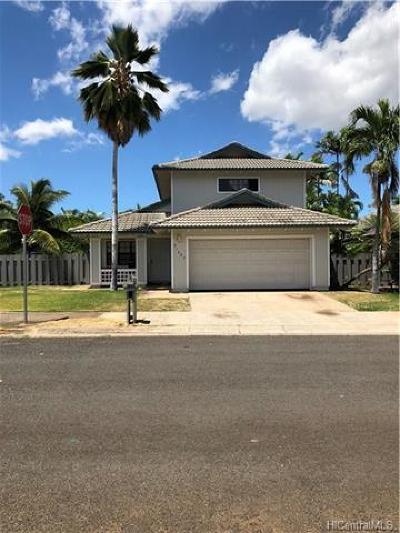 Kapolei HI Single Family Home For Sale: $675,000