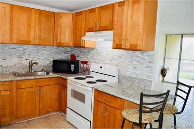 Mililani Condo/Townhouse For Sale: 95-2031 Waikalani Place #D104