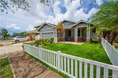 kapolei Single Family Home For Sale: 92-5071 Limukele Street
