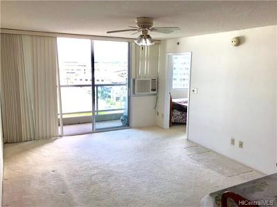 Honolulu Condo/Townhouse For Sale: 215 N King Street #810