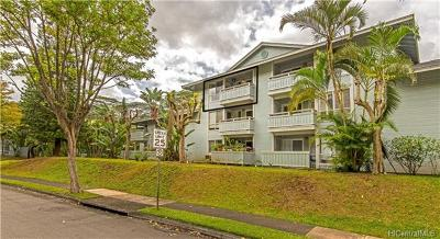 Mililani Condo/Townhouse For Sale: 95-648 Wikao Street #G304