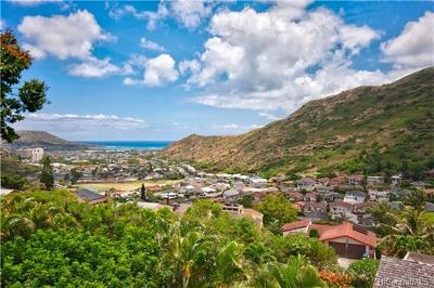 Honolulu HI Single Family Home For Sale: $1,495,000