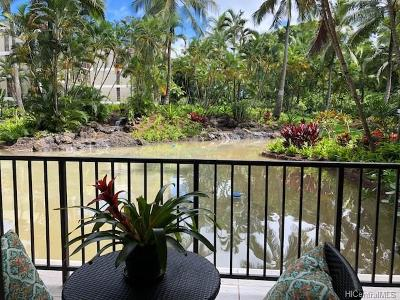 Honolulu County Condo/Townhouse For Sale: 1020 Aoloa Place #109B