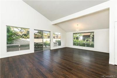 Kapolei HI Single Family Home For Sale: $710,000