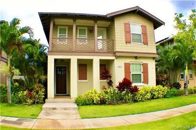 Ewa Beach Single Family Home For Sale: 91-1007 Waipaa Street