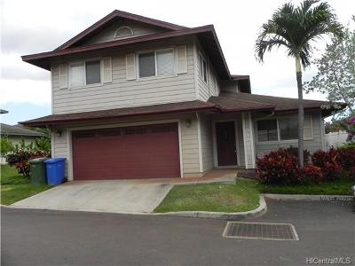Kapolei HI Single Family Home For Sale: $650,000