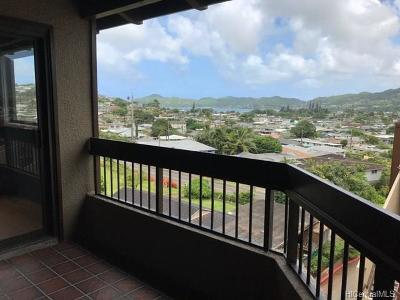 Kaneohe Condo/Townhouse For Sale: 45-315 Lilipuna Road #B506