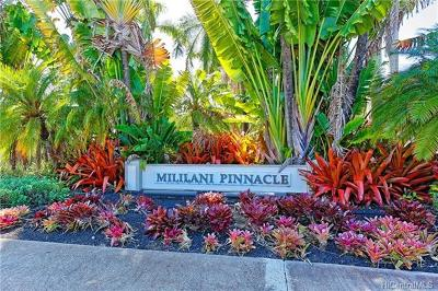Mililani Condo/Townhouse For Sale: 95-235 Waioleka Street #65