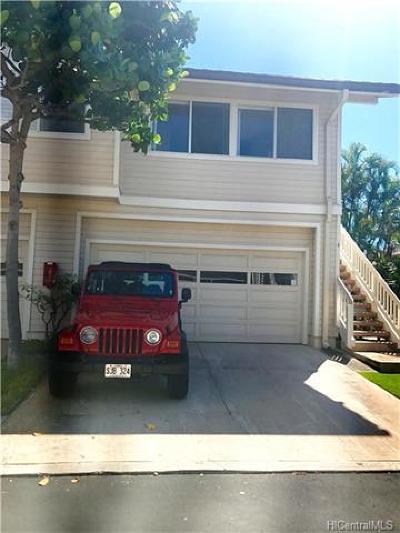 kapolei Condo/Townhouse For Sale: 92-1483 Aliinui Drive #30A