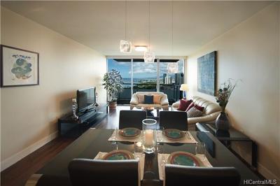 Condo/Townhouse For Sale: 1551 Ala Wai Boulevard #2802