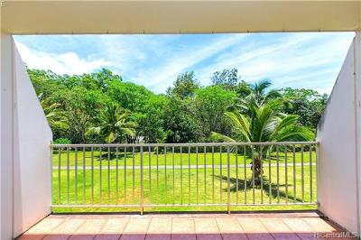 Mililani Condo/Townhouse For Sale: 95-2035 Waikalani Place #B205