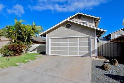 Ewa Beach Single Family Home In Escrow Showing: 91-975 Piliokahe Place