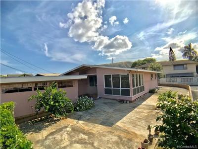 Honolulu Rental For Rent: 632 Hunalewa Street