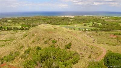 Honolulu County Residential Lots & Land For Sale: 28+acres Above Turtle Bay Kamehameha Highway