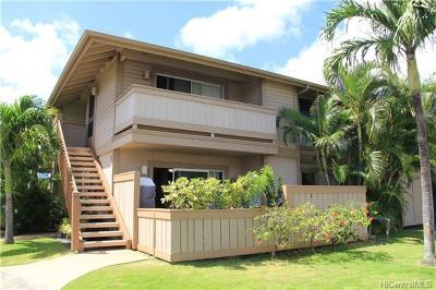 Ewa Beach Condo/Townhouse For Sale: 91-1049 Mikohu Street #11A