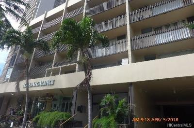 Honolulu Condo/Townhouse For Sale: 1911 Kalakaua Avenue #308