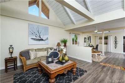 Mililani Single Family Home For Sale: 94-368 Kaukalia Street