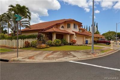 Kapolei HI Single Family Home For Sale: $880,000