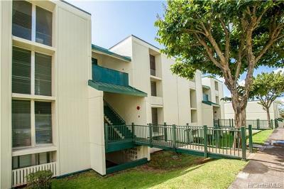 Mililani Condo/Townhouse For Sale: 95-031 Kuahelani Avenue #339
