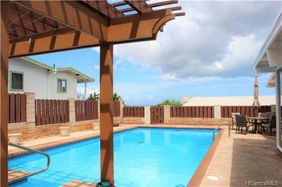 Kapolei HI Single Family Home For Sale: $715,000