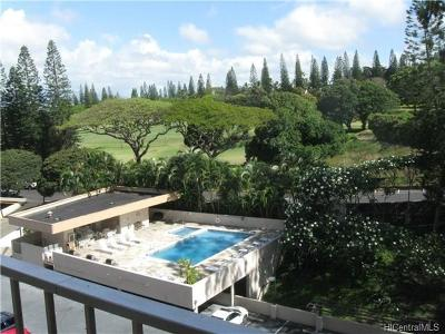 Aiea Condo/Townhouse For Sale: 98-719 Iho Place #5-1202