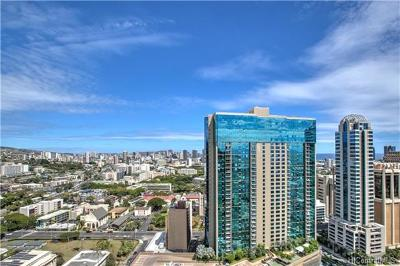 Honolulu Condo/Townhouse For Sale: 55 S Kukui Street #D3206