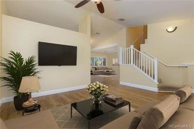 Ewa Beach Single Family Home For Sale: 91-323 Hoalauna Place