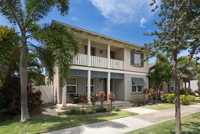 Ewa Beach Single Family Home For Sale: 91-1097 Waikapoo Street