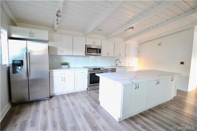 Single Family Home For Sale: 2450 Ahaiki Street
