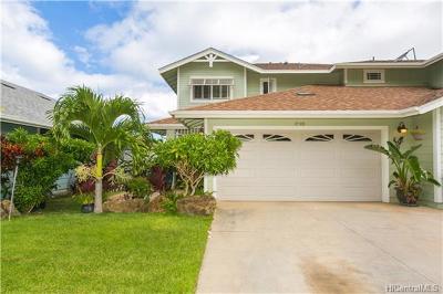 Waianae HI Single Family Home For Sale: $535,000