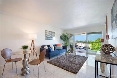Kailua Condo/Townhouse In Escrow Showing: 14 Aulike Street #406