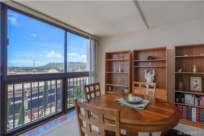 Honolulu Condo/Townhouse For Sale: 4300 Waialae Avenue #B503