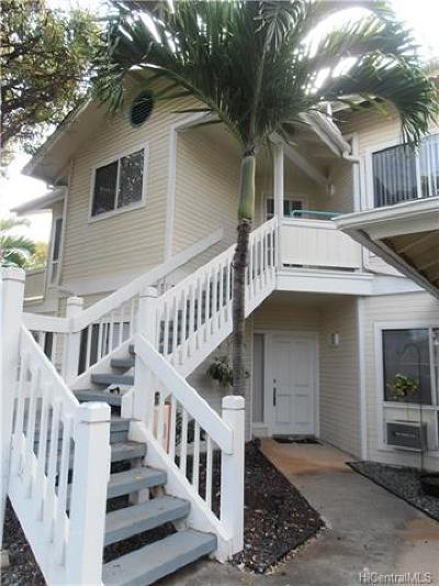 Ewa Beach Rental For Rent: 91-1012 Laaulu Street #28B