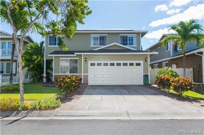 Ewa Beach Single Family Home For Sale: 91-1009 Kamaehu Street