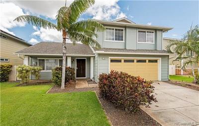 Ewa Beach Single Family Home For Sale: 91-1043 Hookaahea Street