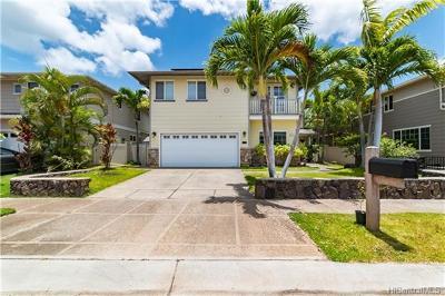 Ewa Beach Single Family Home For Sale: 91-341 Hoolu Place