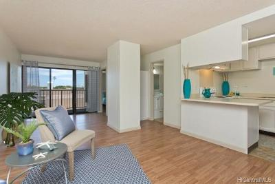 Condo/Townhouse In Escrow Showing: 465 Kapahulu Avenue #4A