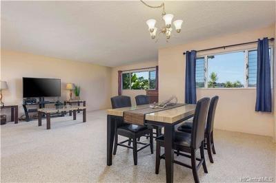 Honolulu Condo/Townhouse For Sale: 4280 Salt Lake Boulevard #G21