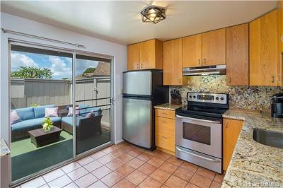 Mililani Condo/Townhouse For Sale: 95-717 Kipapa Drive #24
