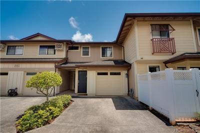 Mililani Condo/Townhouse For Sale: 95-933 Ukuwai Street #605