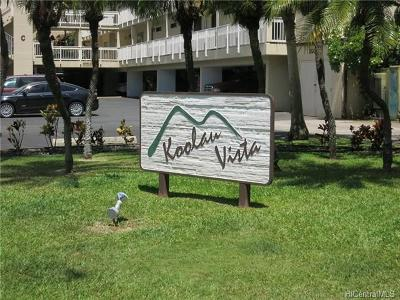 Kailua Condo/Townhouse For Sale: 350 Aoloa Street #B113