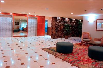 Honolulu Condo/Townhouse For Sale: 364 Seaside Avenue #2102