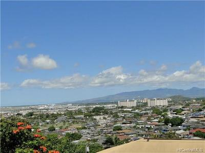 Honolulu Single Family Home For Sale: 2119 Hillcrest Avenue