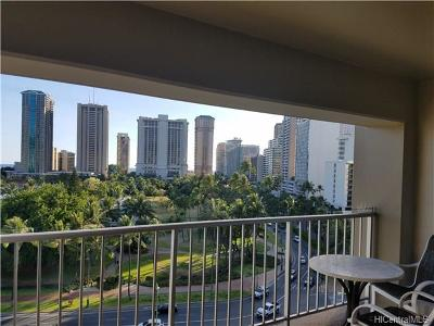 Honolulu Condo/Townhouse For Sale: 430 Keoniana Street #506